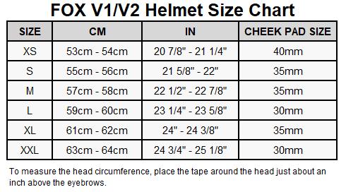 Fox V2 Mastar Mx Helmet Orange Xxl Mash Melbourne Action Sports Home
