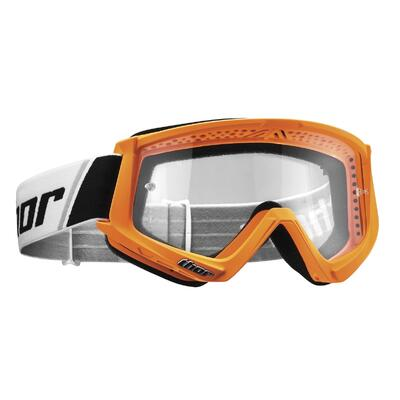 Thor MX Goggle Combat - Flouro Orange/Black