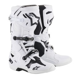 Alpinestars Tech 10 MX Boots - White