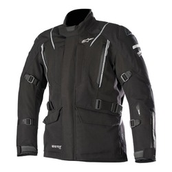 Alpinestars Big Sur Goretex Pro Tech Air Motorbike Jacket - Black