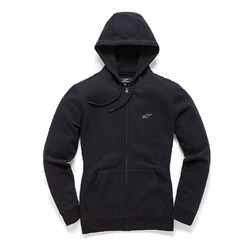 Alpinestars Womens Effortless Hooded Fleece - Black