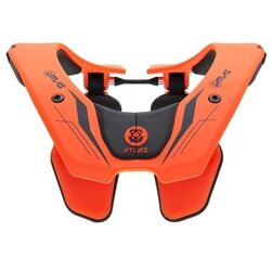 Atlas Brace Tec Air Brace Orange Large MX Protection