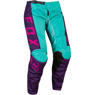 Fox Womens 180 MX Pants - Purple/Pink