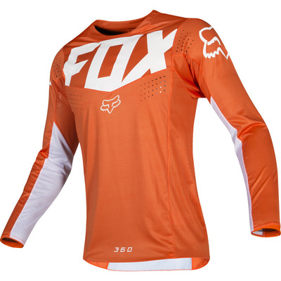 Fox 360 KILA MX Jersey - Orange - Large (HOT BUY)