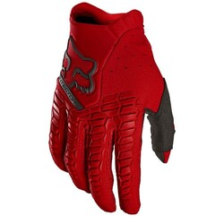 Fox Pawtector MX Gloves 2021 - Red