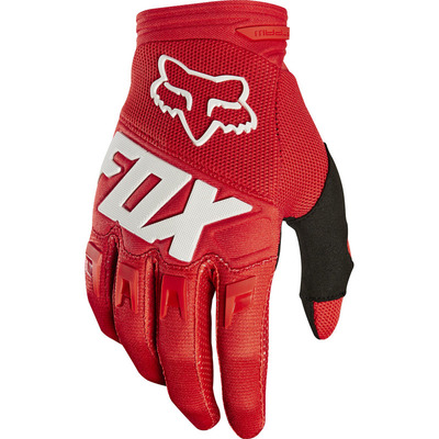 Fox Youth Dirtpaw Glove Race Mx20 - Red