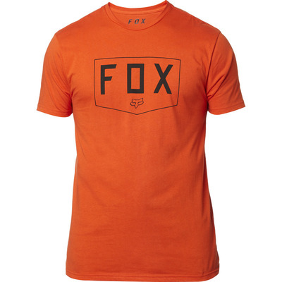 Fox Shield Premium Tee T-Shirt - Orange