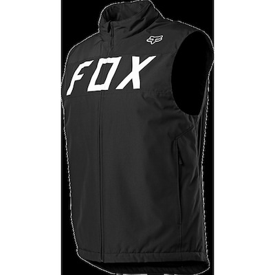 Fox Legion Wind Vest MX Jackets 2021 - Black