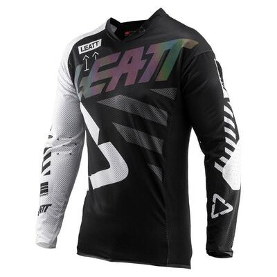 Leatt MX Jersey GPX 5.5 Ultraweld - Black
