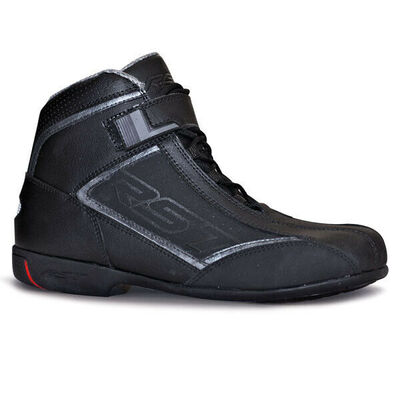 RST Street STUNT Waterproof Motorcycle Shoe - Black