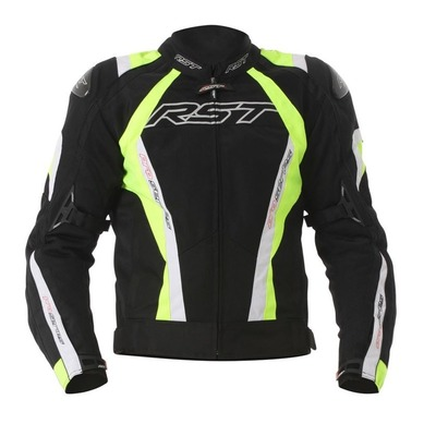 RST Cpx-c Pro Vented Jacket Motorbike Road Bike;Road Bike - Fluro Yellow