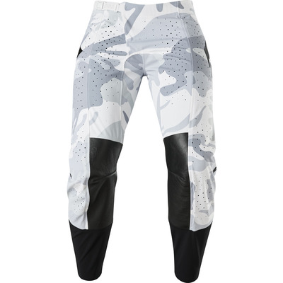 Shift 3lue Label Snow Camo MX Pants
